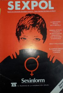 Portada Revista SexPol Número 8
