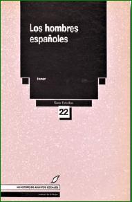 portada del libro los hombres españoles