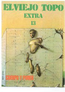 Portada El viejo Topo 1989 extra 13
