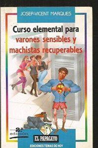 Portada del libro de Josep Vicent Marqués
