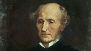 Retrato de John Stuart Mill