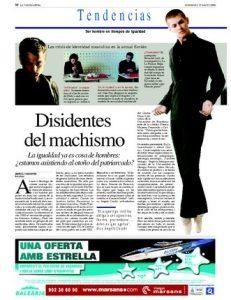 Captura de el artículo