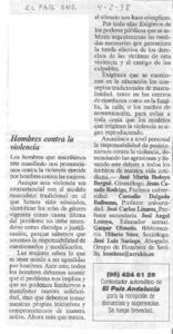 Captura del artículo en El País