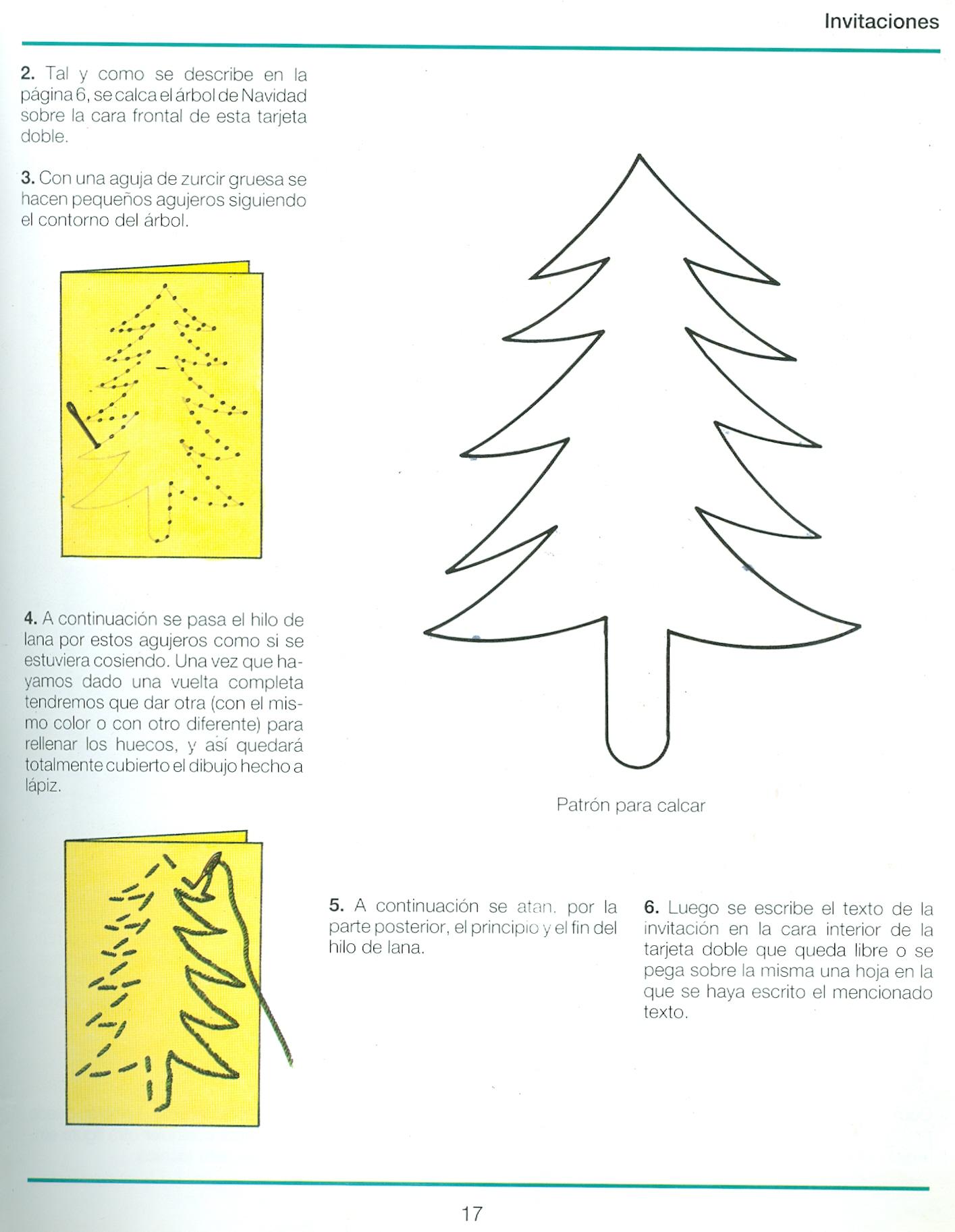 Manualidades para peques en navidad - #papanoara