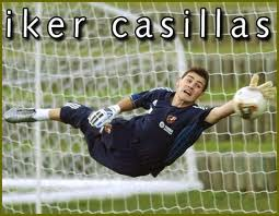 fotto del iker casillas