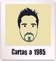 Logo Cartas a 1985