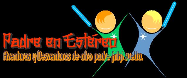 Logo Papá en Estéreo