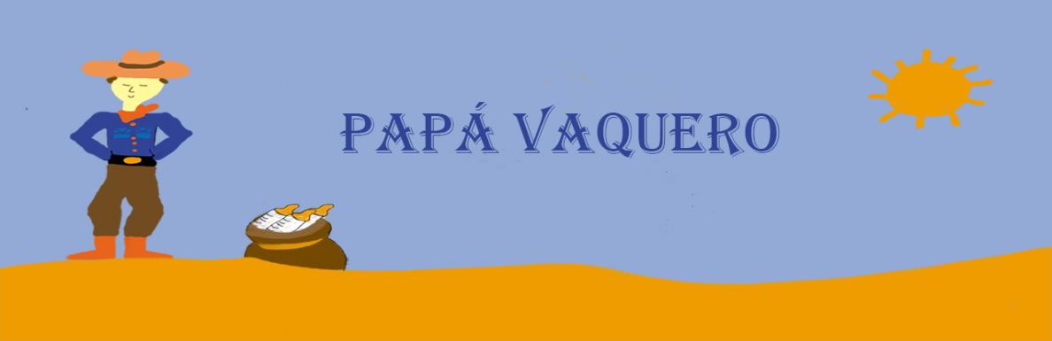 Portada de Papá Vaquero